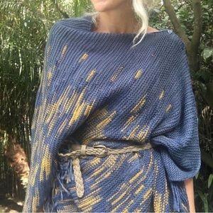 Lularoe Mimi Limited Edition Knit Sweater Wrap